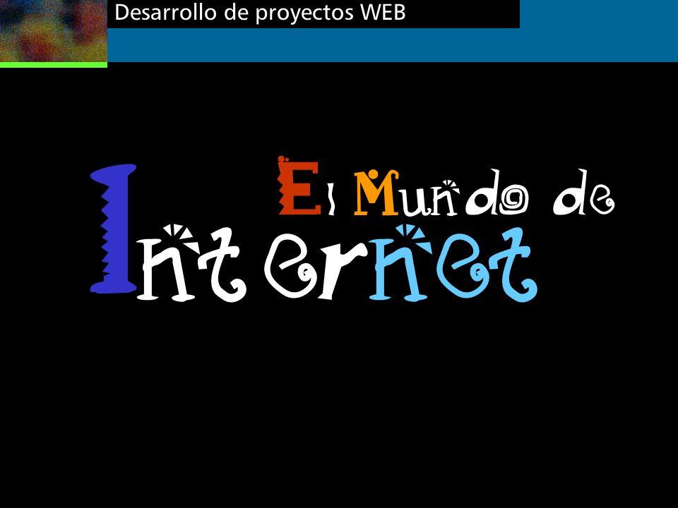 Desarrollo de proyectos WEB