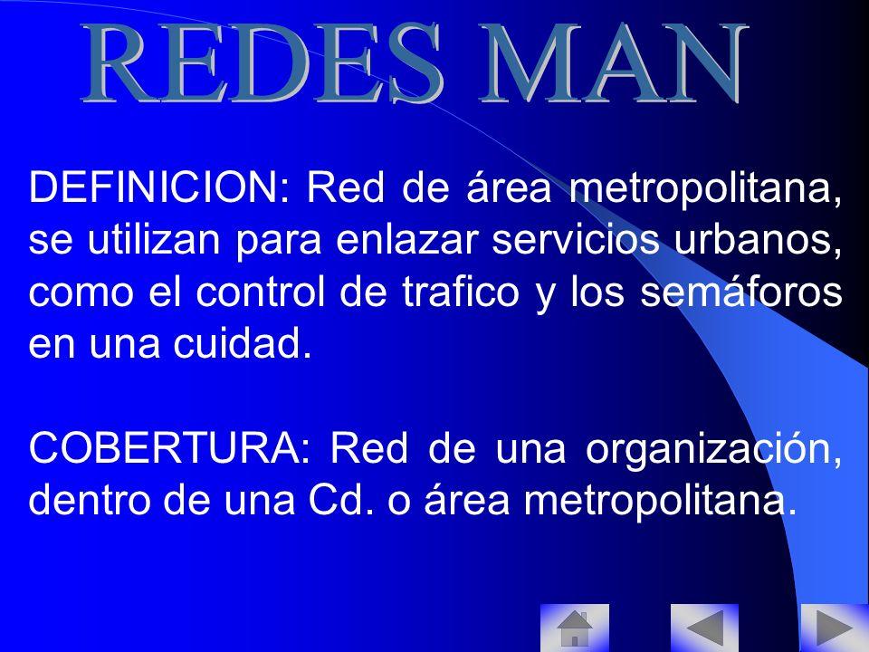 REDES MAN