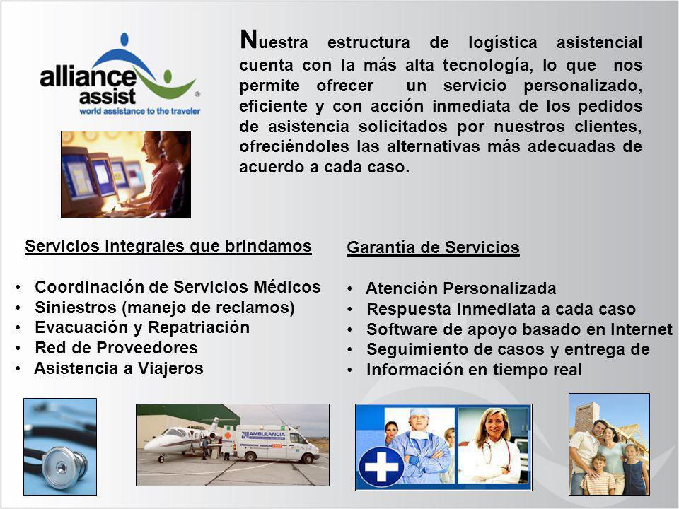 Servicios Integrales que brindamos