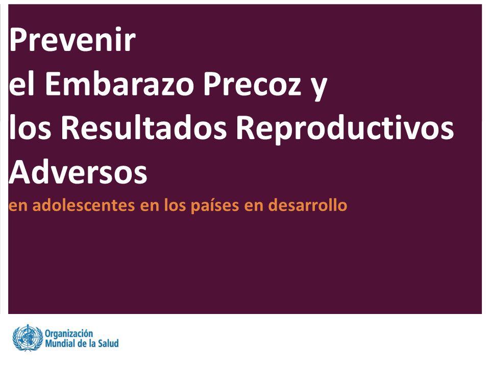 los Resultados Reproductivos Adversos
