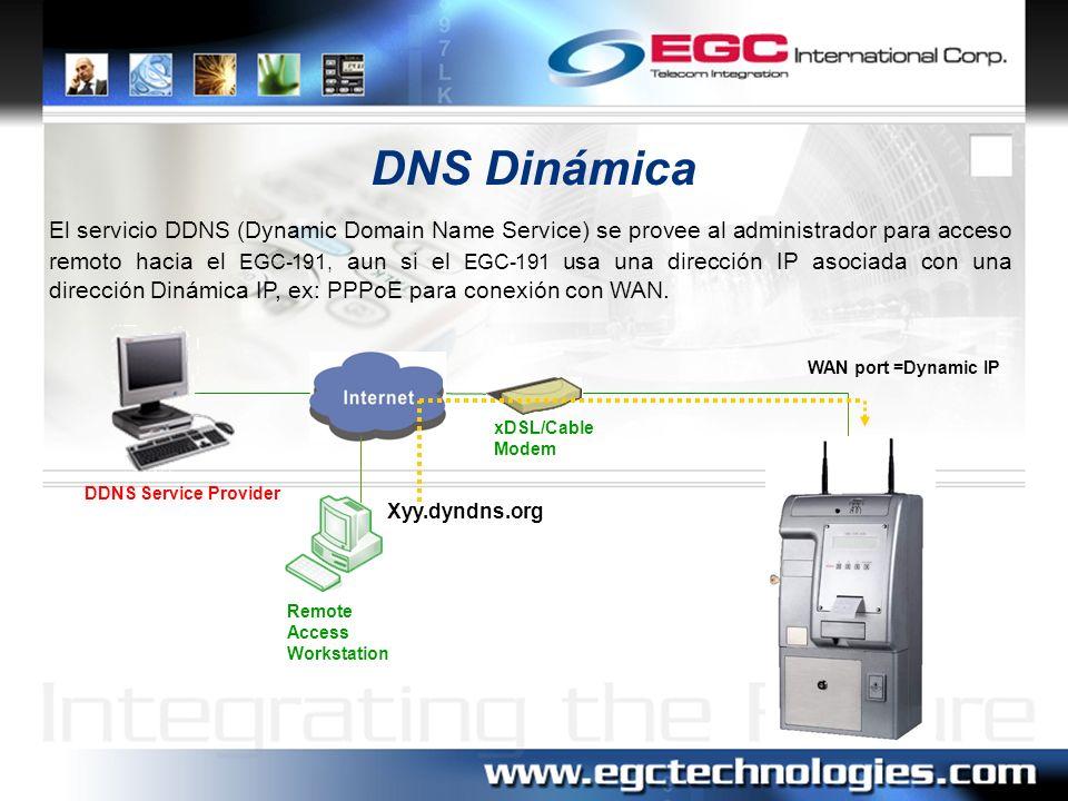 DNS Dinámica