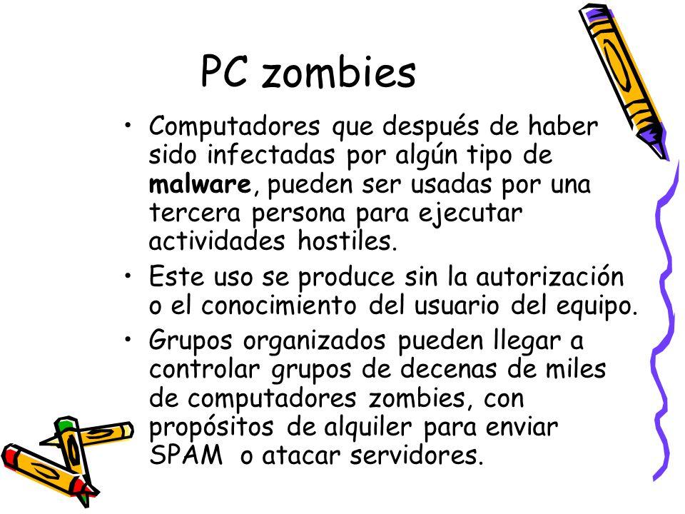 PC zombies