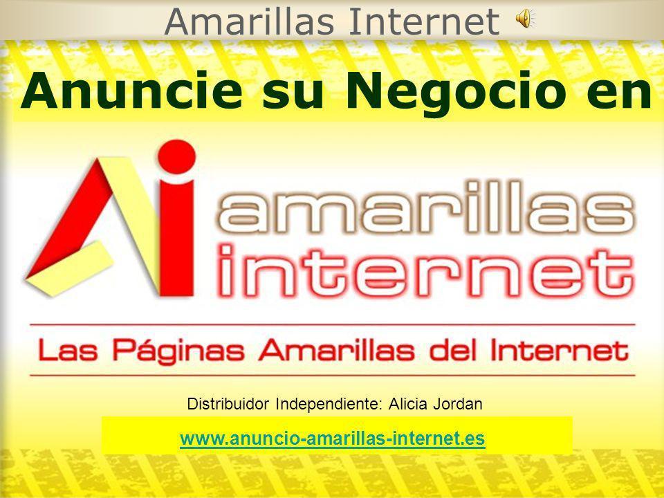 Anuncie su Negocio en Amarillas Internet
