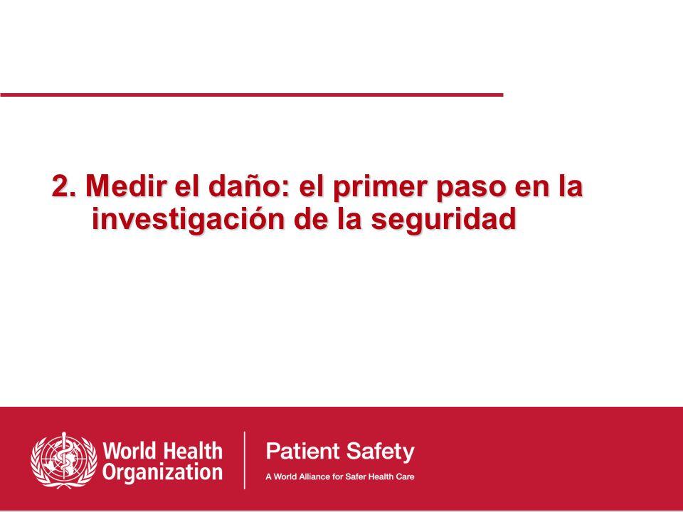 2. Medir el daño: el primer paso en la investigación de la seguridad