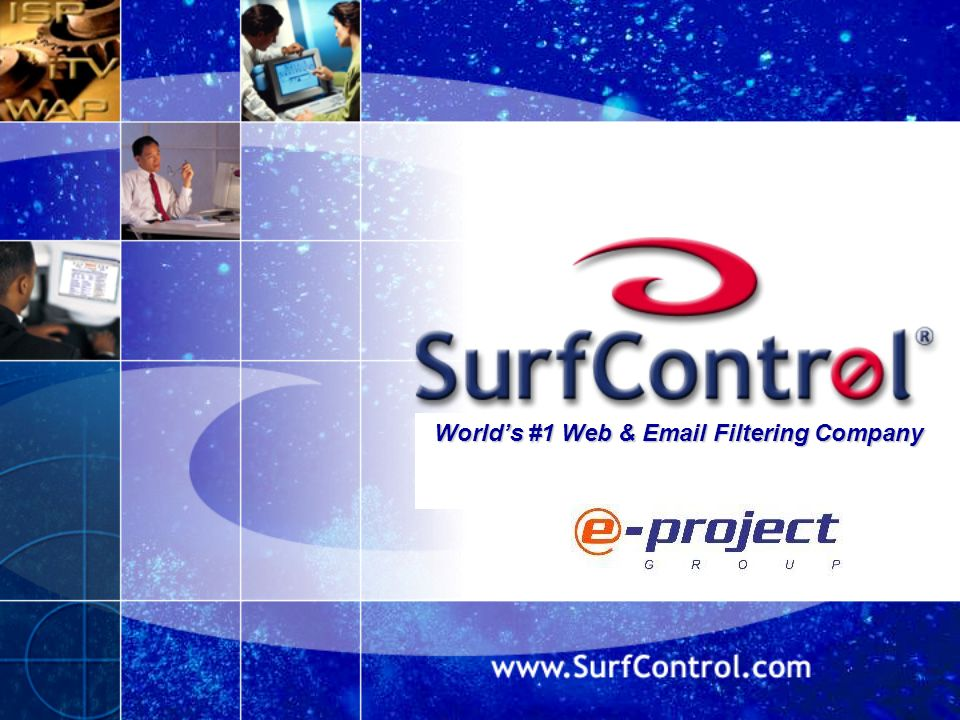 World's #1 Web & Email Filtering Company
