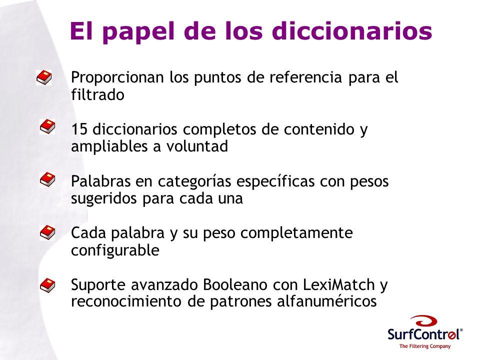 El papel de los diccionarios