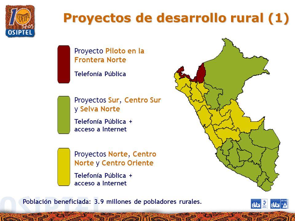 Proyectos de desarrollo rural (1)