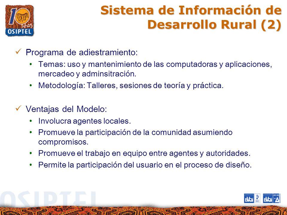 Sistema de Información de Desarrollo Rural (2)