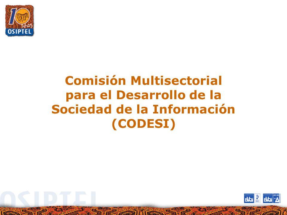 Comisión Multisectorial para el Desarrollo de la