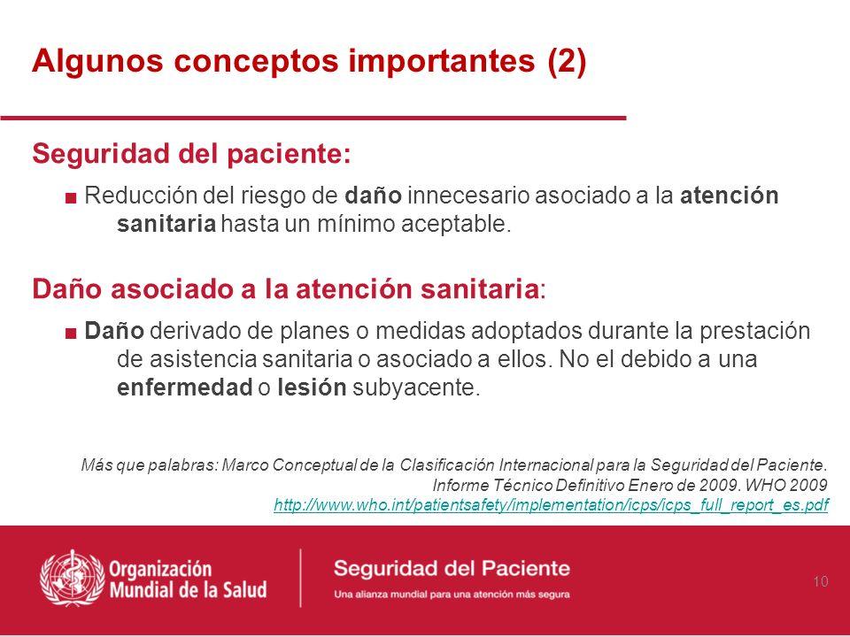 Algunos conceptos importantes (2)