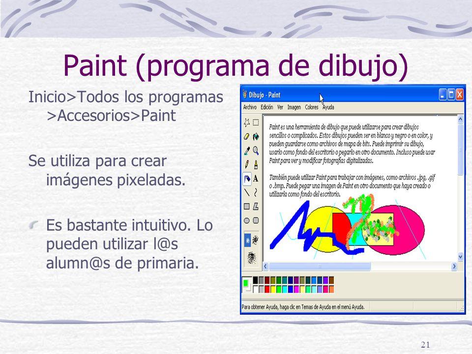 Paint (programa de dibujo)