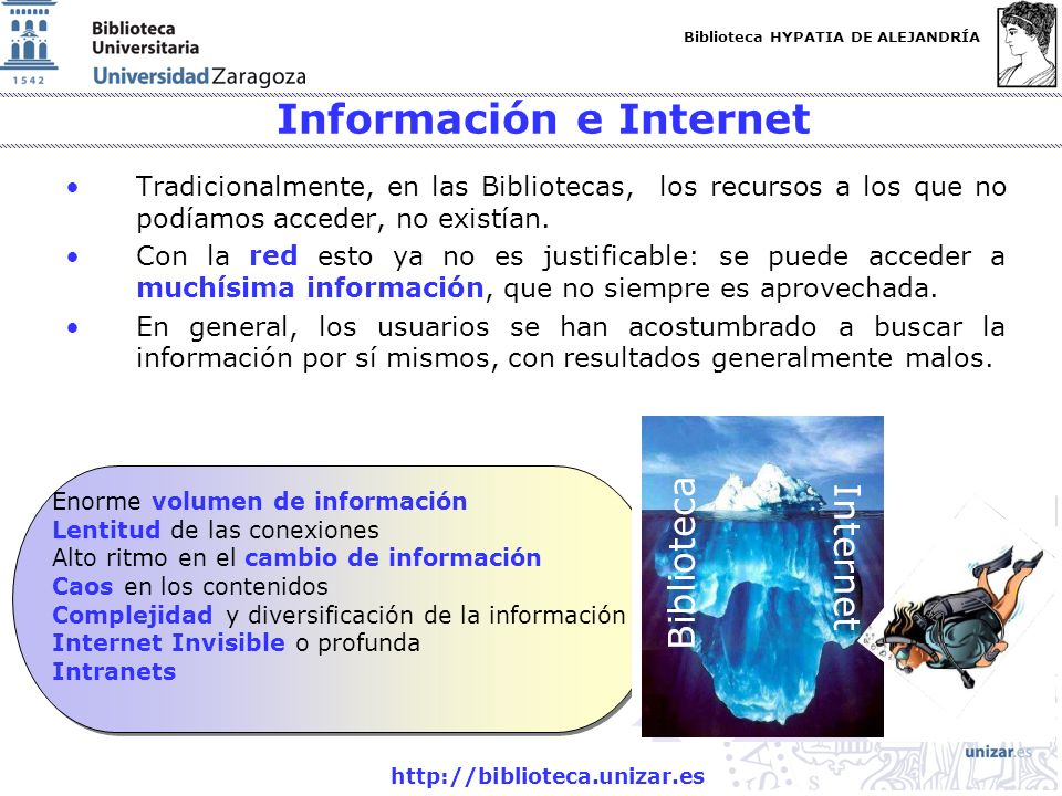Información e Internet