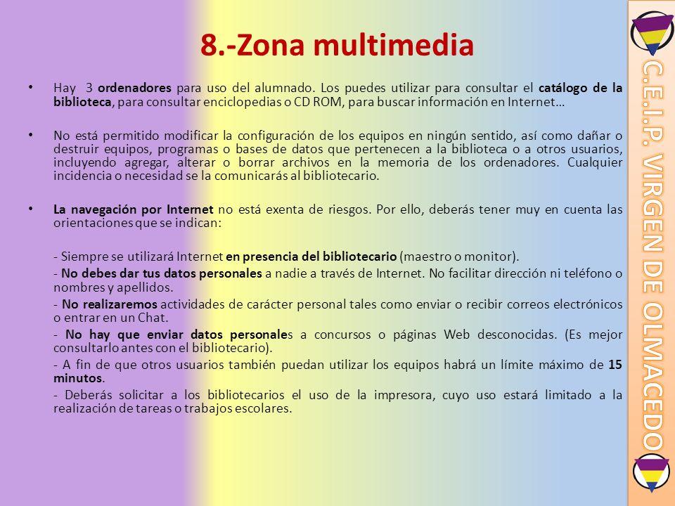 8.-Zona multimedia