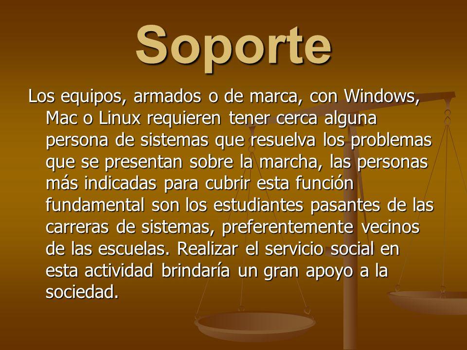 Soporte