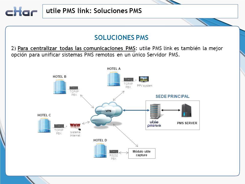 utile PMS link: Soluciones PMS