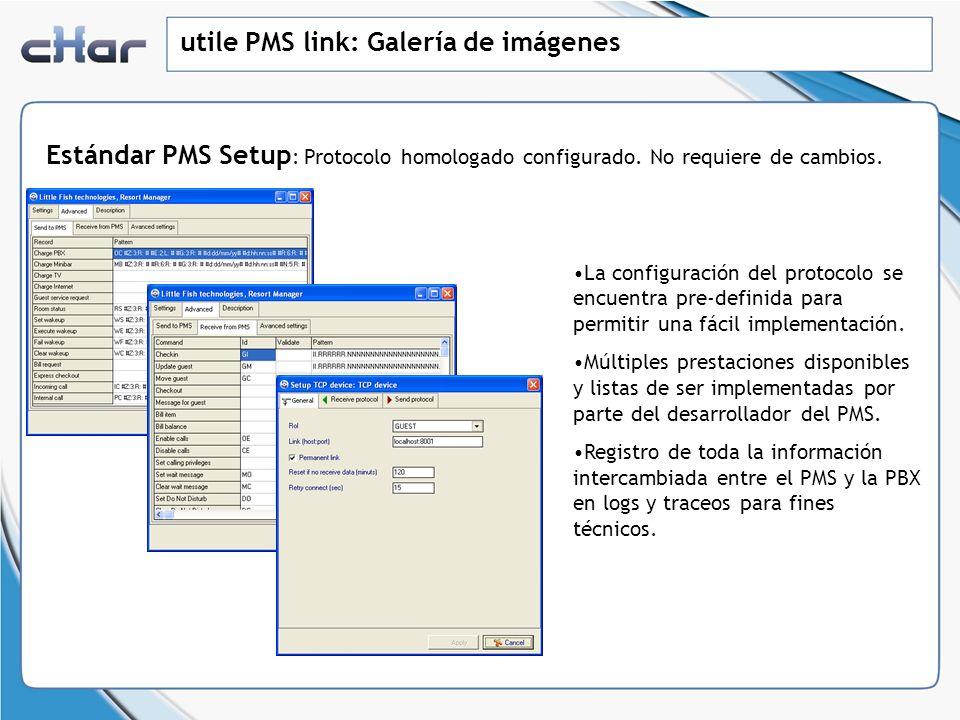utile PMS link: Galería de imágenes