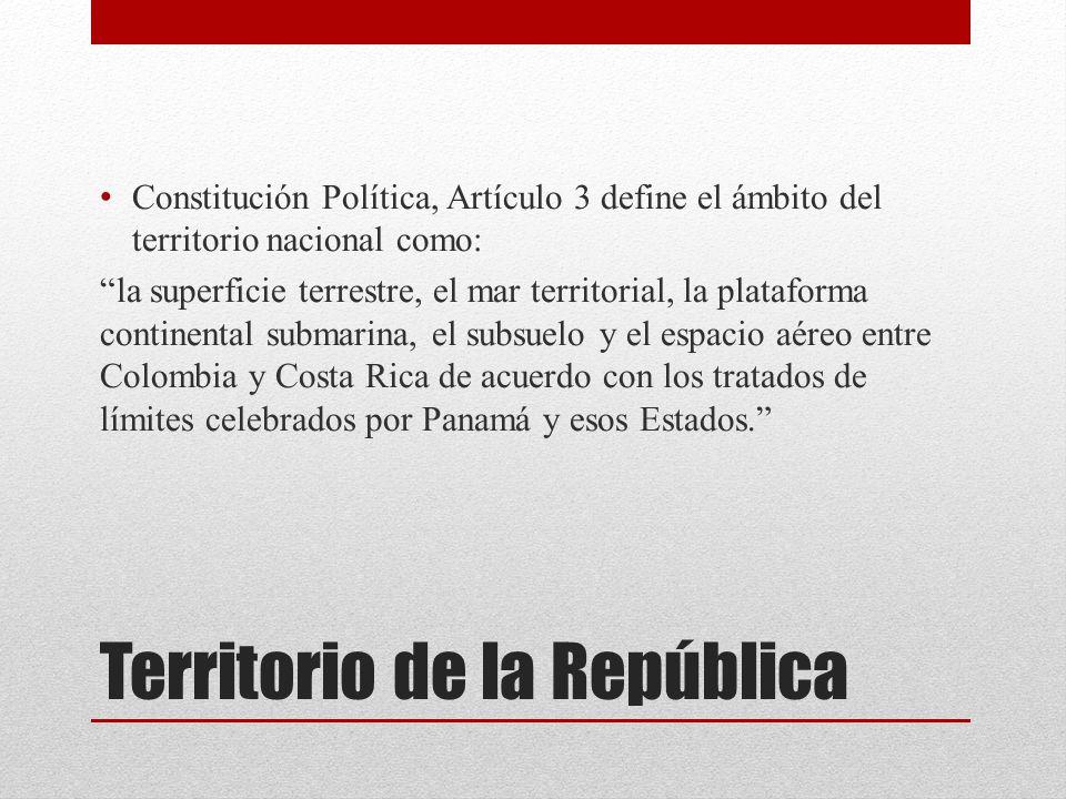 Territorio de la República