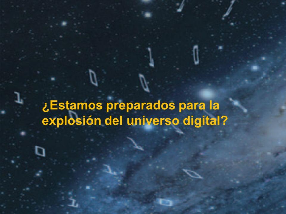 ¿Estamos preparados para la explosión del universo digital