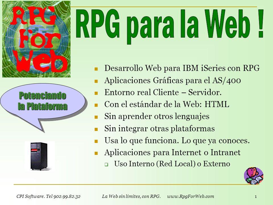 RPG para la Web ! Potenciando la Plataforma