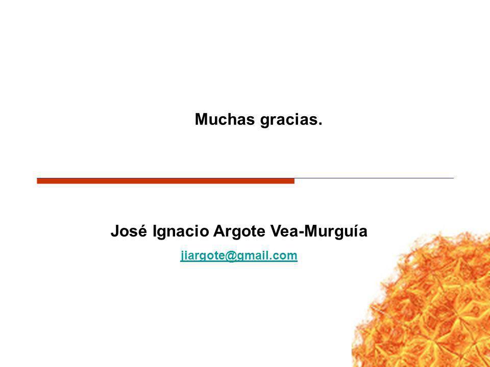 José Ignacio Argote Vea-Murguía