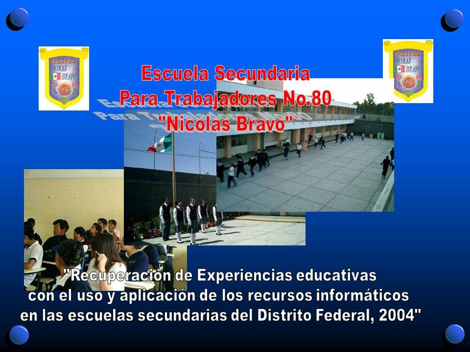 Escuela Secundaria Para Trabajadores No.80 Nicolas Bravo