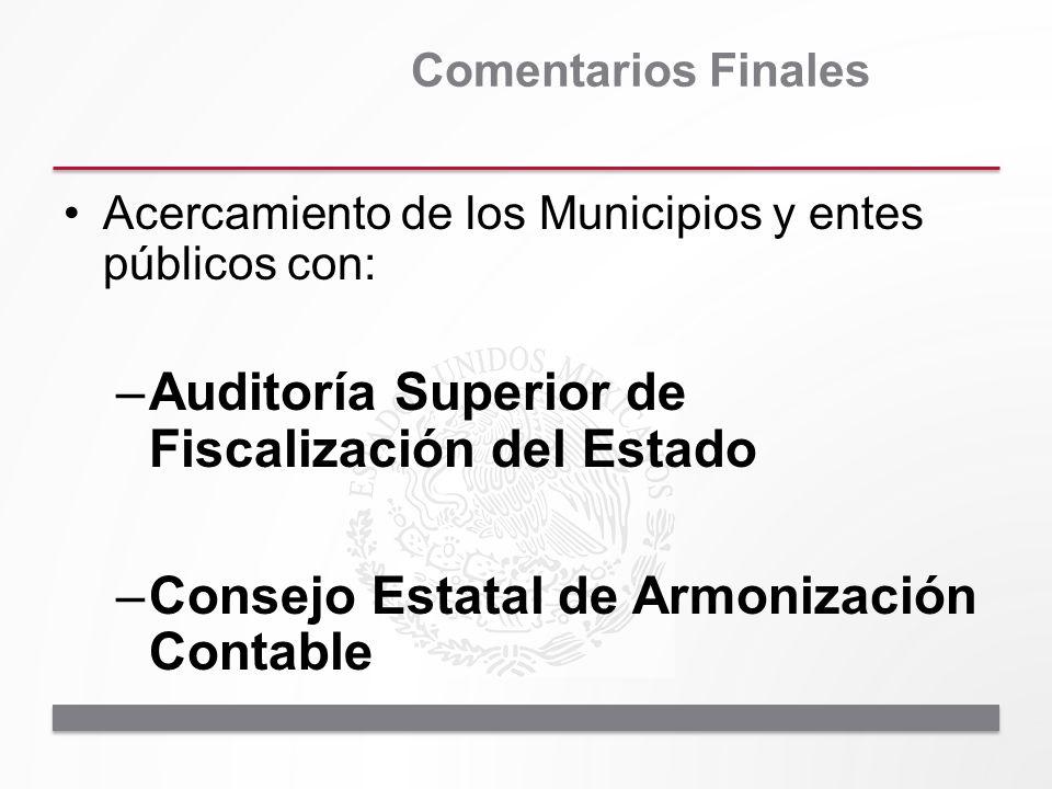 Auditoría Superior de Fiscalización del Estado