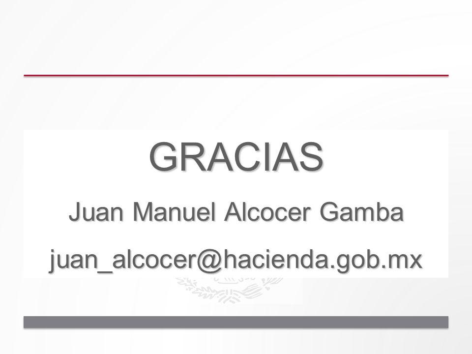 Juan Manuel Alcocer Gamba