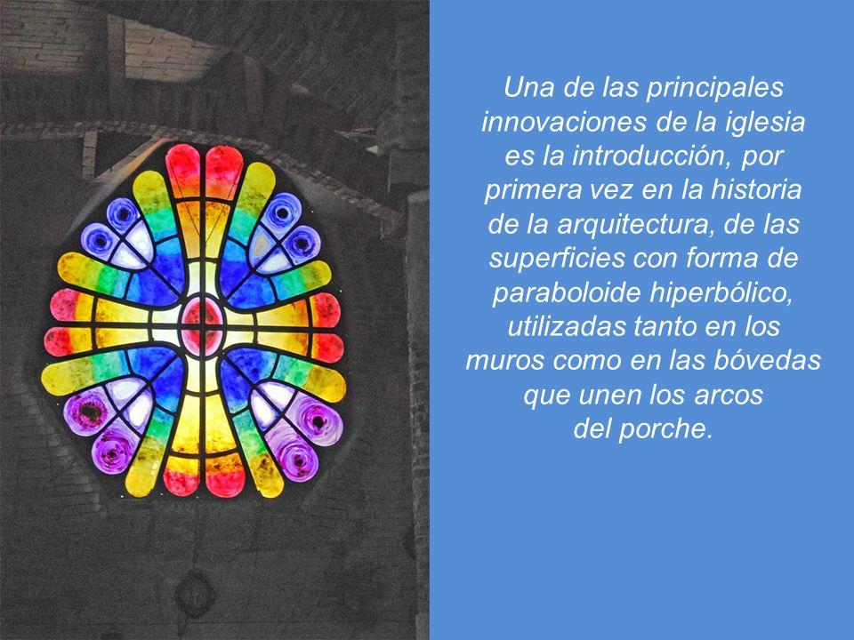 innovaciones de la iglesia es la introducción, por