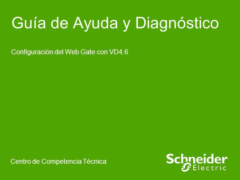 Guía de Ayuda y Diagnóstico
