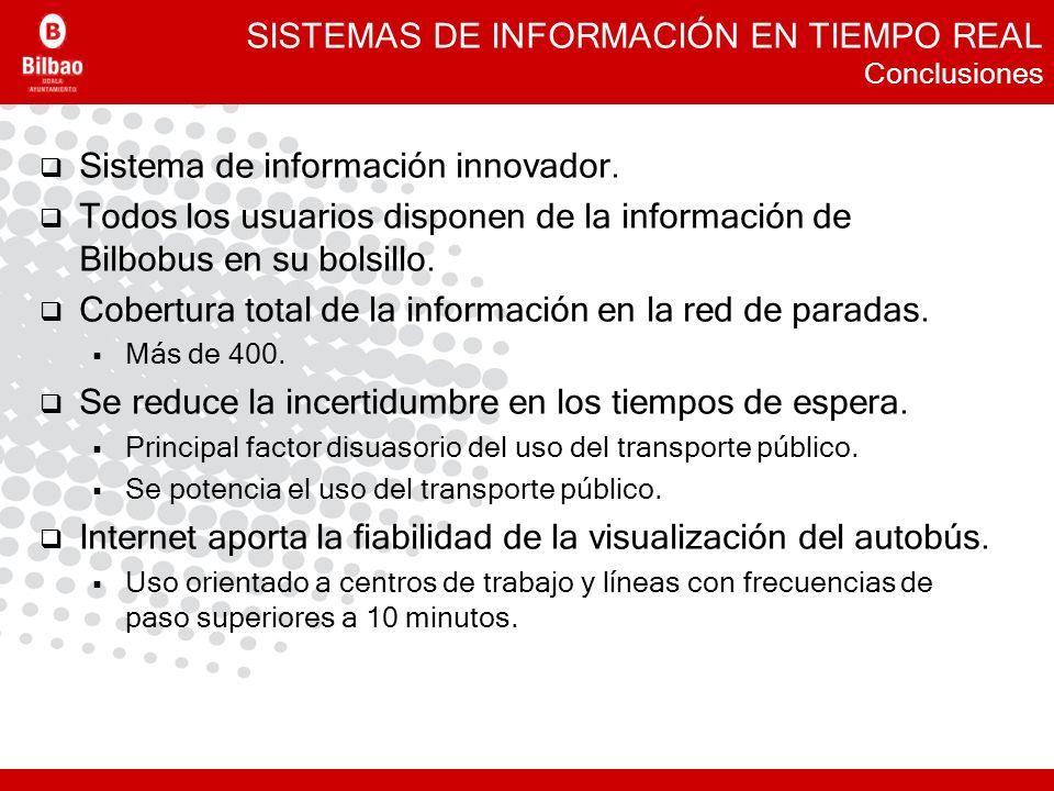 SISTEMAS DE INFORMACIÓN EN TIEMPO REAL Conclusiones