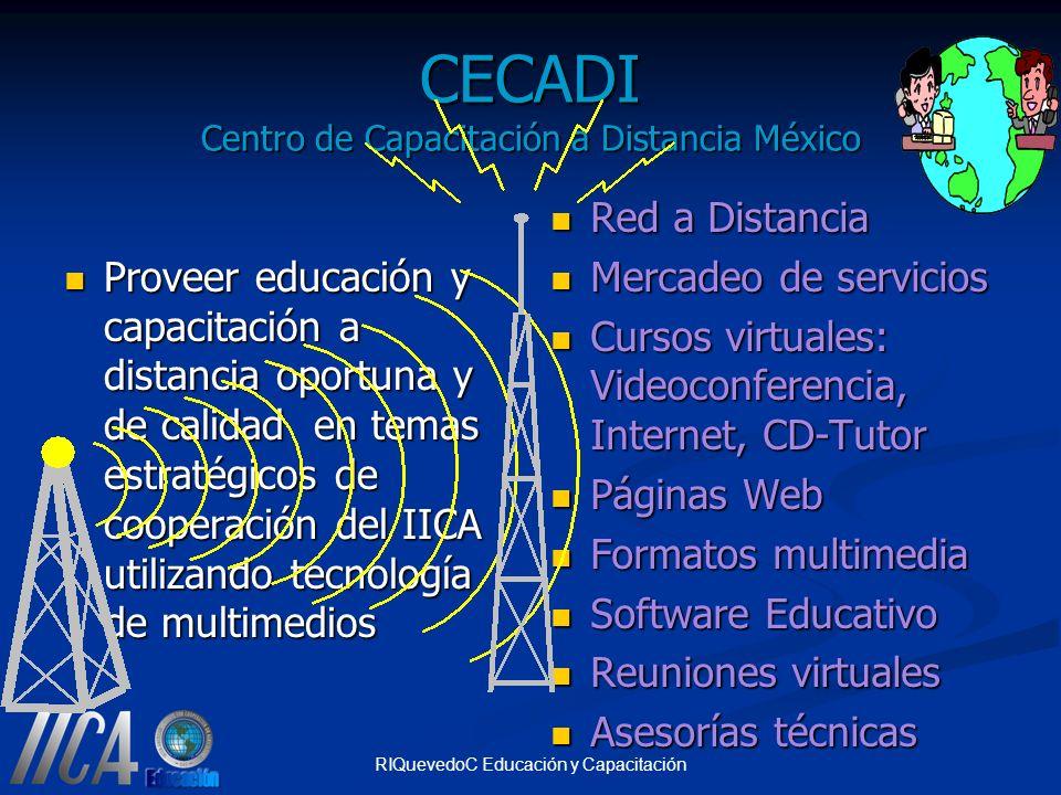 CECADI Centro de Capacitación a Distancia México