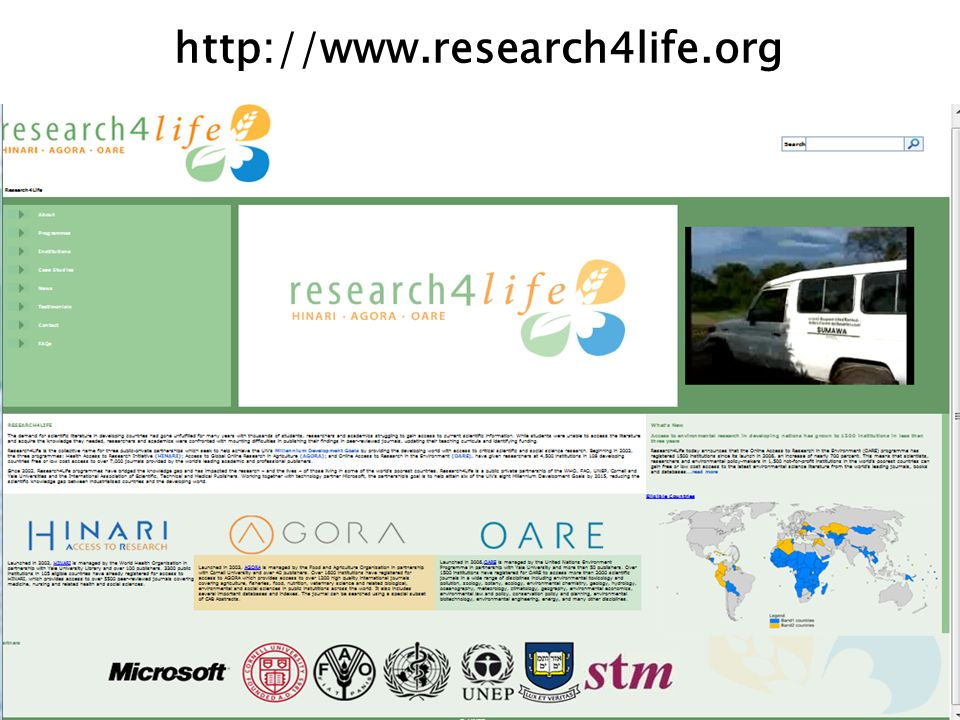 http://www.research4life.org