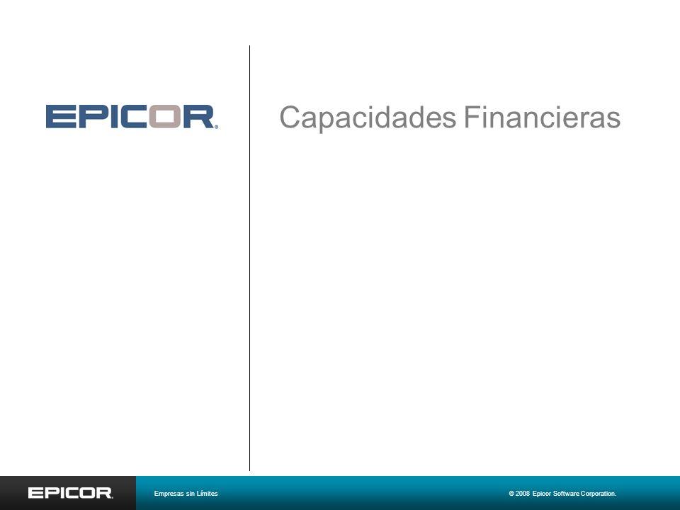 Capacidades Financieras