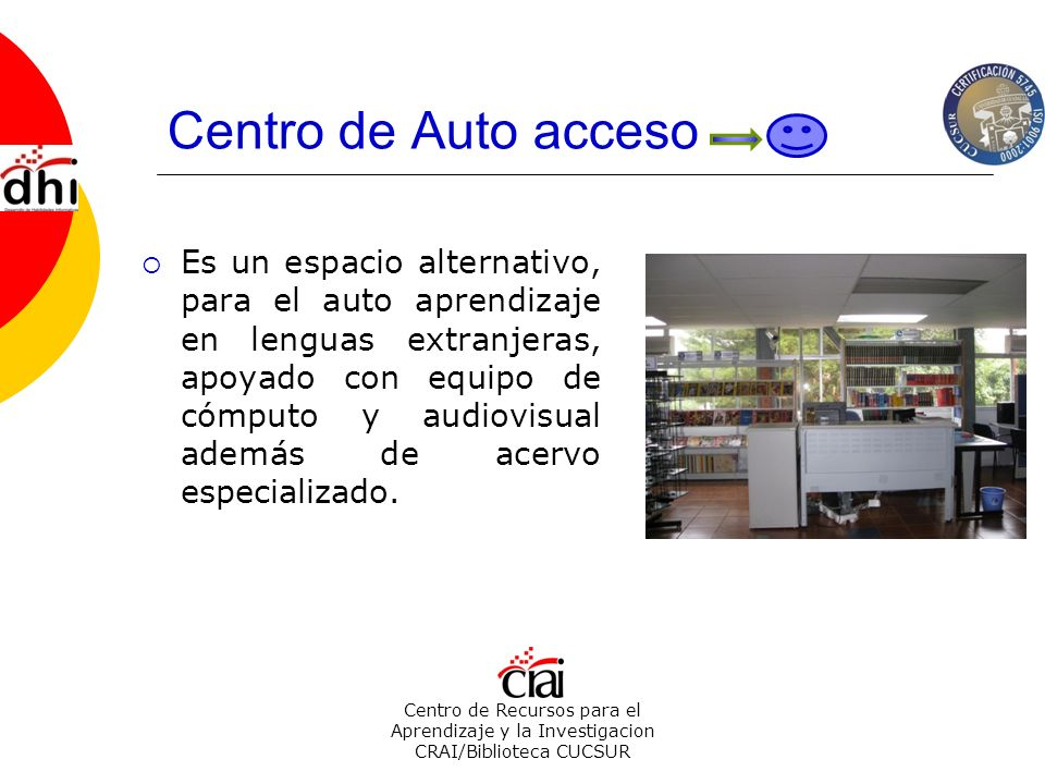 Centro de Auto acceso