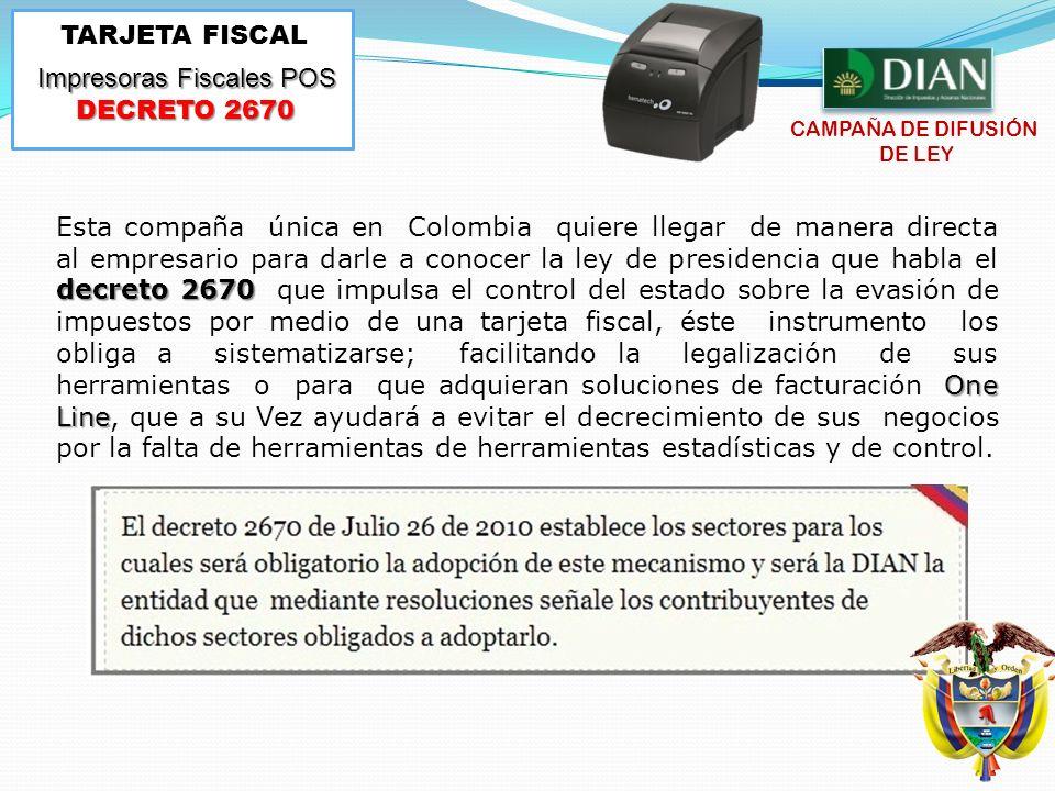 Impresoras Fiscales POS
