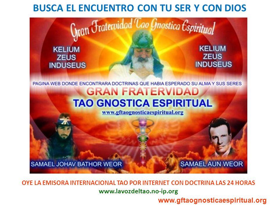 BUSCA EL ENCUENTRO CON TU SER Y CON DIOS
