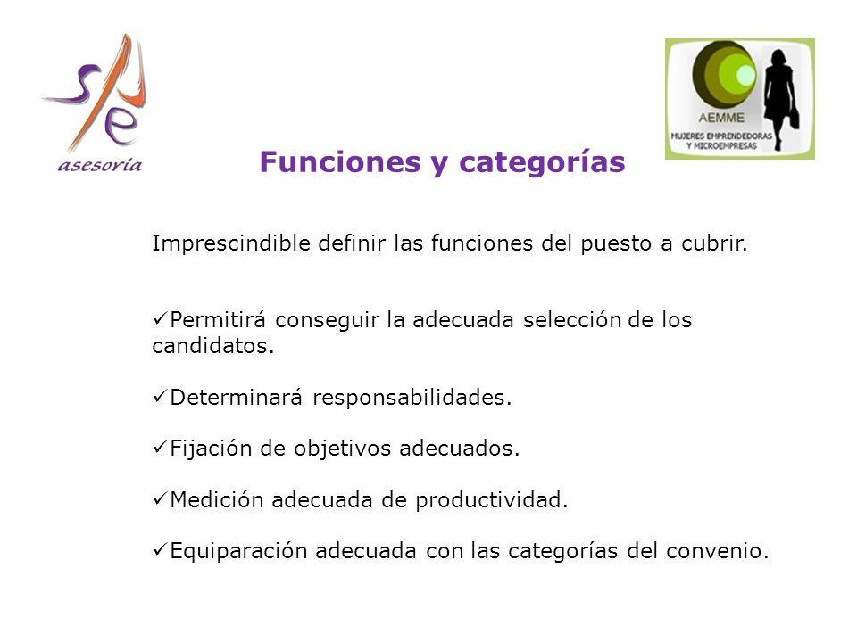 Funciones y categorías