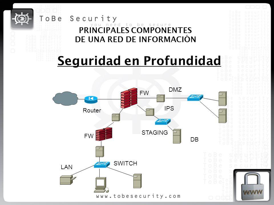 Seguridad en Profundidad