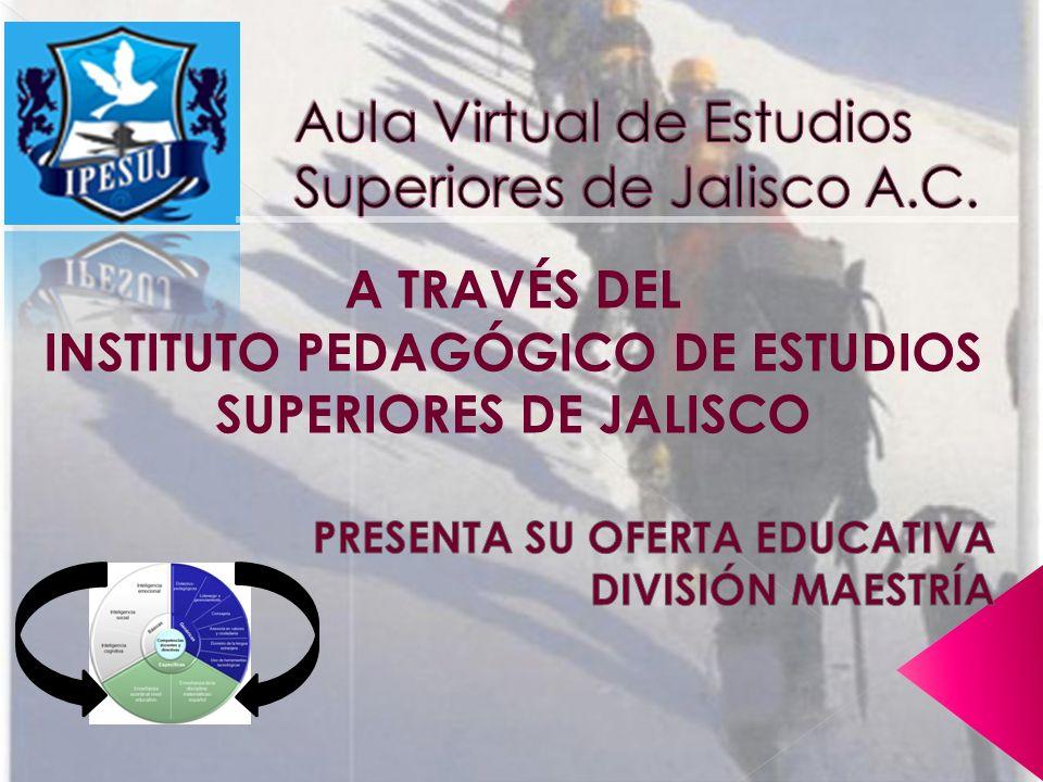 Aula Virtual de Estudios Superiores de Jalisco A.C.