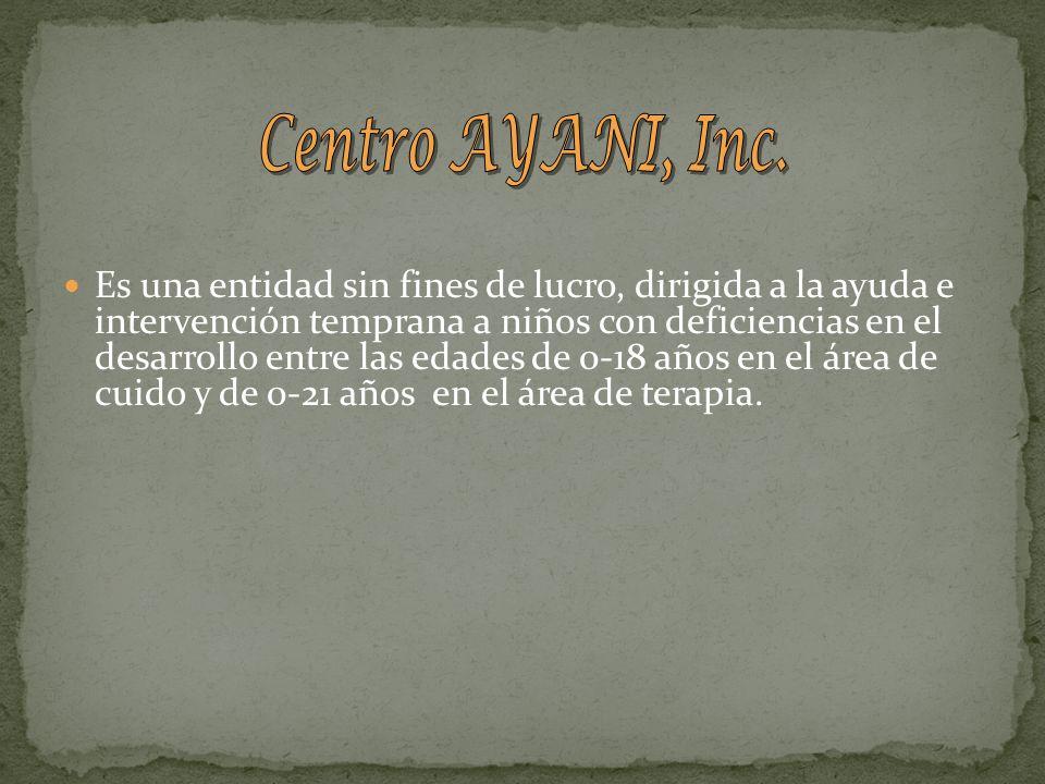 Centro AYANI, Inc.