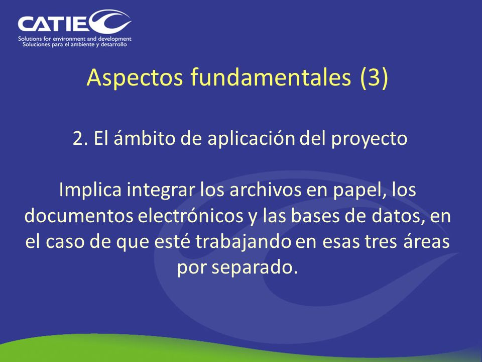 Aspectos fundamentales (3) 2
