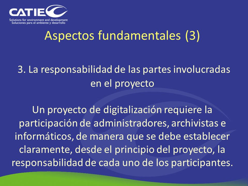 Aspectos fundamentales (3) 3