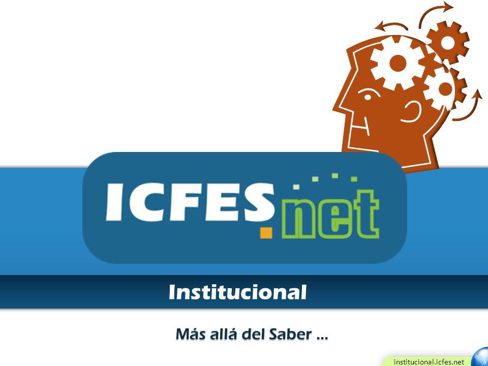 Institucional Más allá del Saber ...