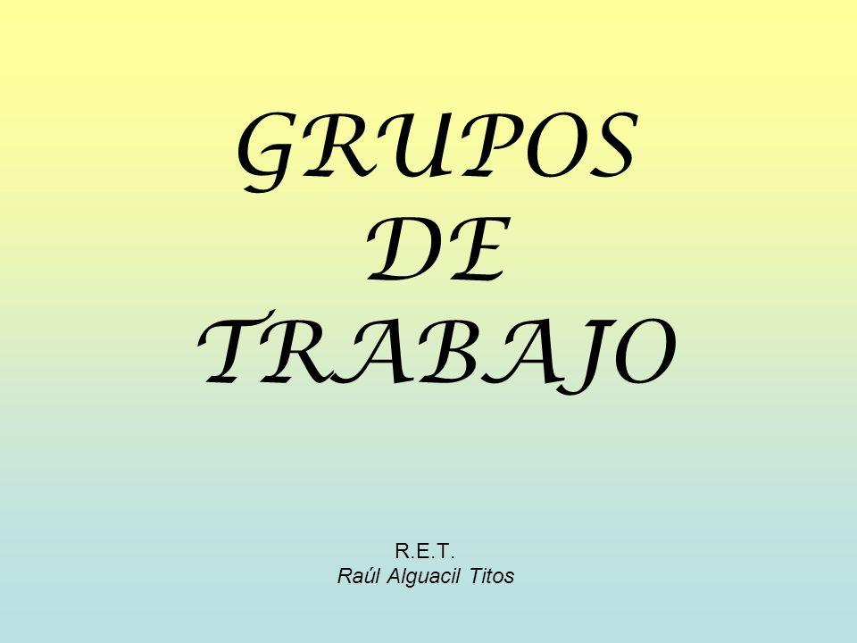 R.E.T. Raúl Alguacil Titos