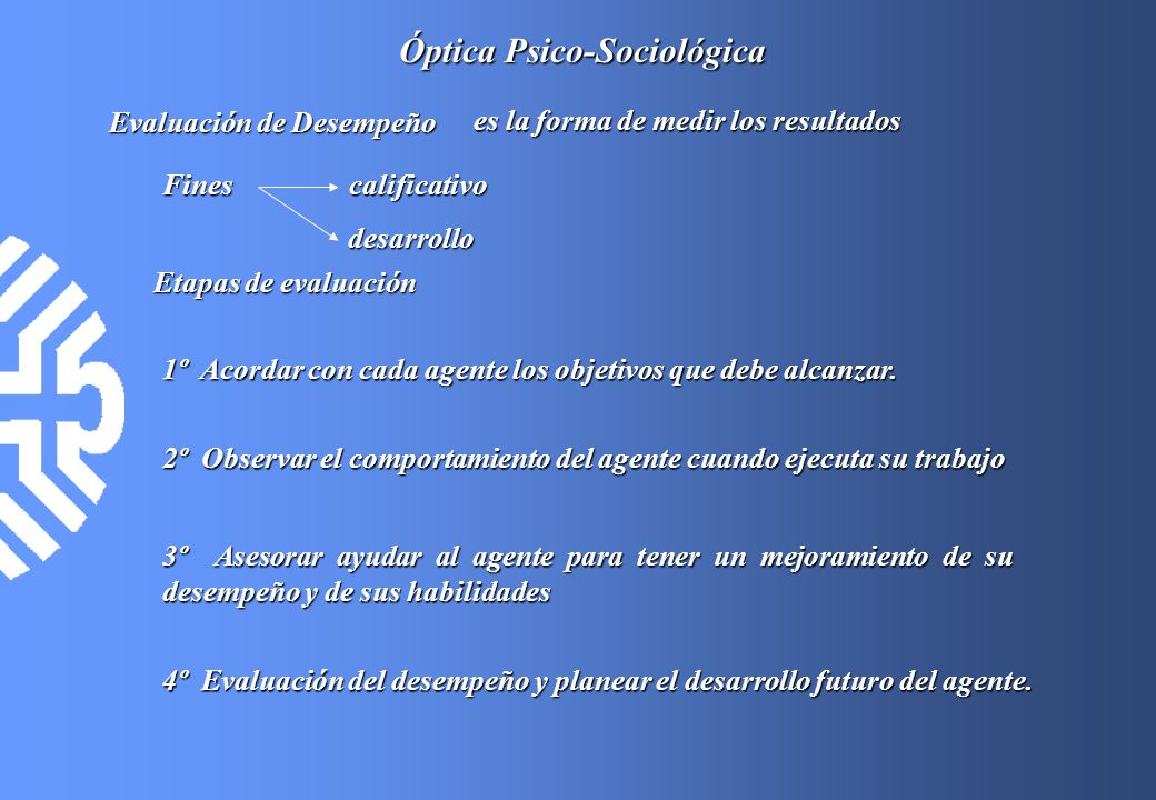 Óptica Psico-Sociológica