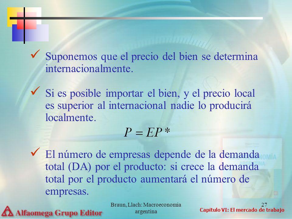 Braun Llach Macroeconomia Argentina Ppt Video Online