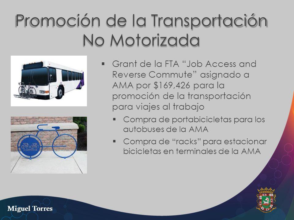 Promoción de la Transportación No Motorizada