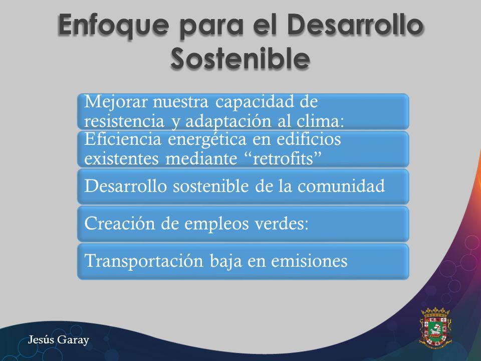 Enfoque para el Desarrollo Sostenible
