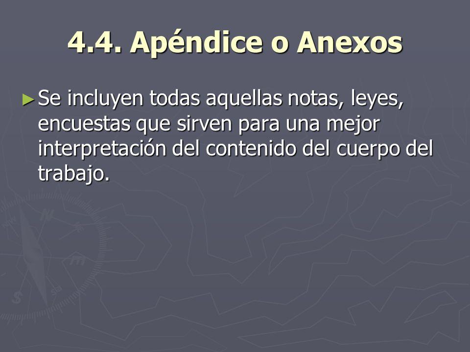 4.4. Apéndice o Anexos