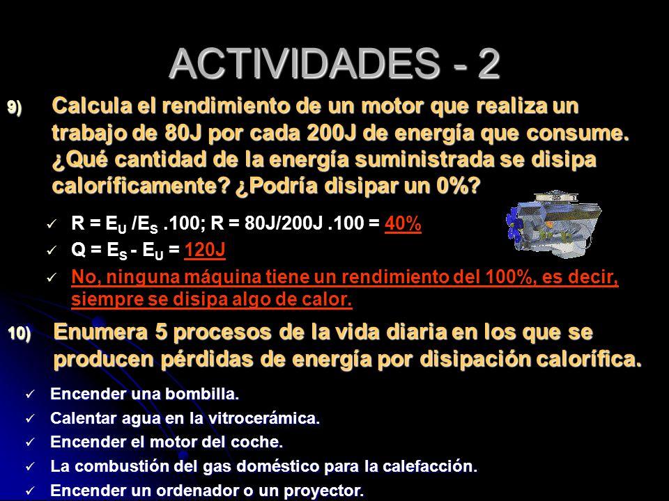 ACTIVIDADES - 2